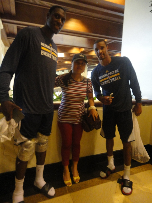 ian mahinmi and george hill